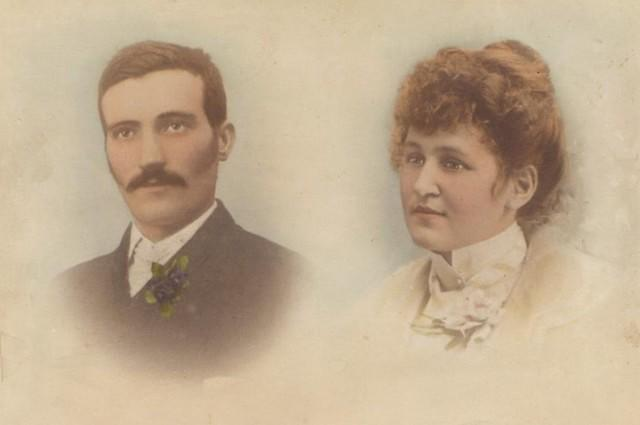 William Stewart & Alice Catherine Lindsay Justice Nee Kelton
