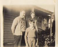 Albert Victor Kelton and Raymond at 10 Florence Street Junee.